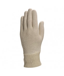 Lot de 12 paires de gants en coton interlock.