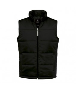 GILET BODYWARMER MEN B&C 100% Nylon